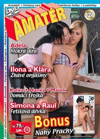 Obrázek DVD Edice Péčko Amatér 124