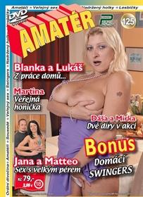 Obrázek DVD Edice Péčko Amatér 125