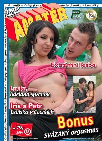 Obrázek DVD Edice Péčko Amatér 127