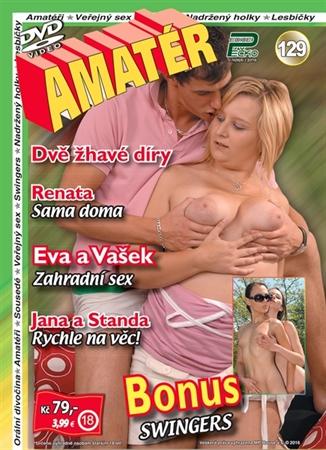 Obrázek DVD Edice Péčko Amatér 129