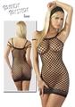 Super erotické šaty s trojitými ramínky S-L