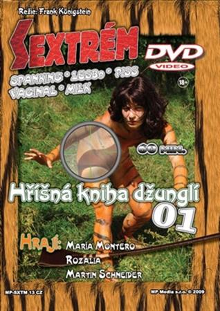 Obrázek Hříšná kniha džunglí 01