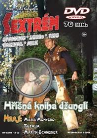Obrázek Hříšná kniha džunglí 02