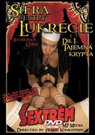 Obrázek Šifra sestry Lukrécie - díl 1: Tajemná krypta