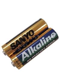 Obrázek Baterie Sanyo Alcaline velikost AA - 2ks