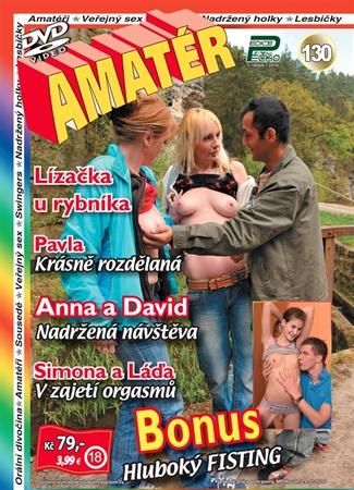 Obrázek DVD Edice Péčko Amatér 130