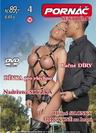Obrázek DVD Pornáč 4