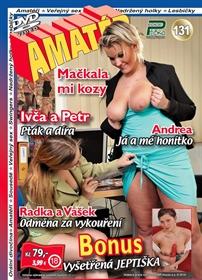 Obrázek DVD Edice Péčko Amatér 131