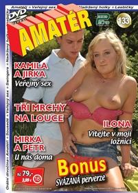 Obrázek DVD Edice Péčko Amatér 133