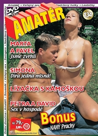 Obrázek DVD Edice Péčko Amatér 134