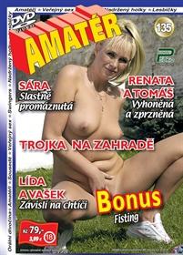 Obrázek DVD Edice Péčko Amatér 135