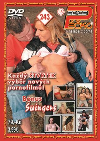 Obrázek DVD edice Péčko 243