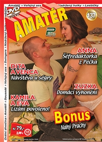 Obrázek DVD Edice Péčko Amatér 137