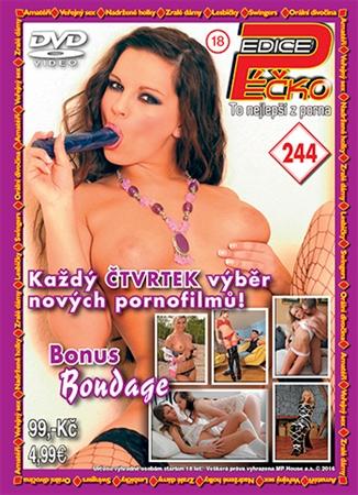 Obrázek DVD edice Péčko 244