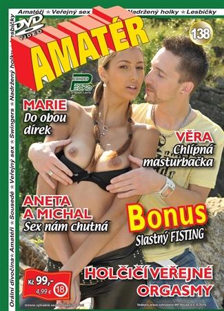 Obrázek DVD Edice Péčko Amatér 138