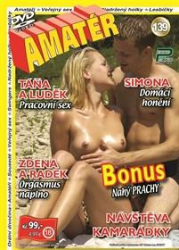 Obrázek DVD Edice Péčko Amatér 139