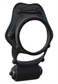 ROCK HARD VIBRATING RING BLACK