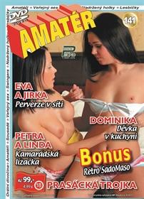 Obrázek DVD Edice Péčko Amatér 141