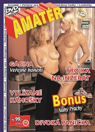 Obrázek DVD Edice Péčko Amatér 142