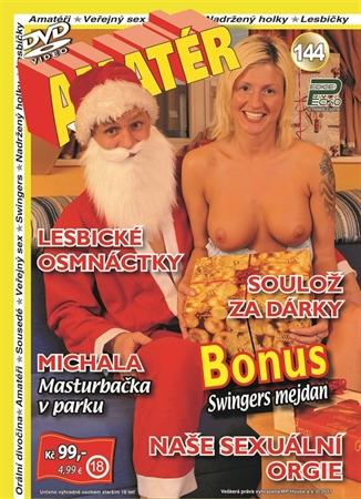 Obrázek DVD Edice Péčko Amatér 144