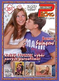 Obrázek DVD edice Péčko 251