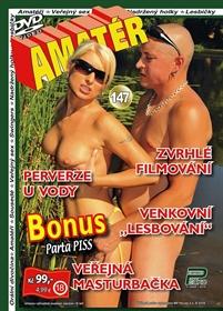 Obrázek DVD Edice Péčko Amatér 147