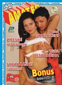 Obrázek DVD Edice Péčko Amatér 148