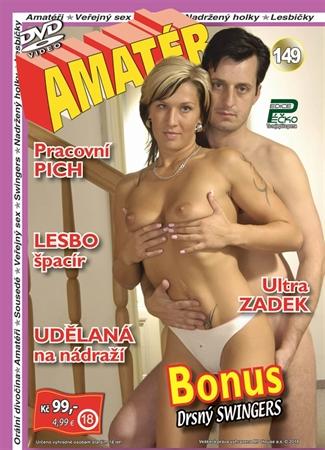 Obrázek DVD Edice Péčko Amatér 149