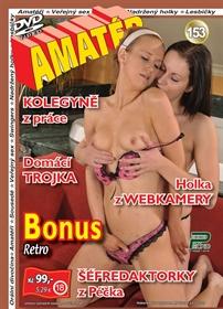 Obrázek DVD Edice Péčko Amatér 153