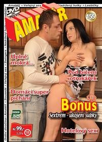 Obrázek DVD Edice Péčko Amatér 155