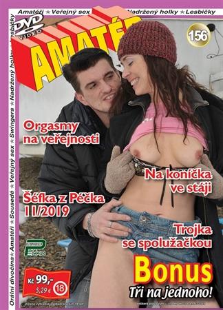 Obrázek DVD Edice Péčko Amatér 156