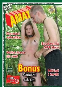 Obrázek DVD Edice Péčko Amatér 157