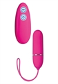 POSH 7 FUNCT LOVERS REMOTE PINK