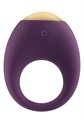 ECLIPSE VIBRATING COCK RING PURPLE